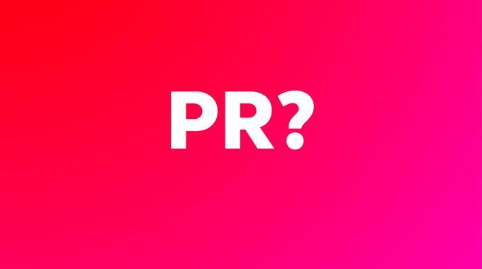 FOUR Blog PR?