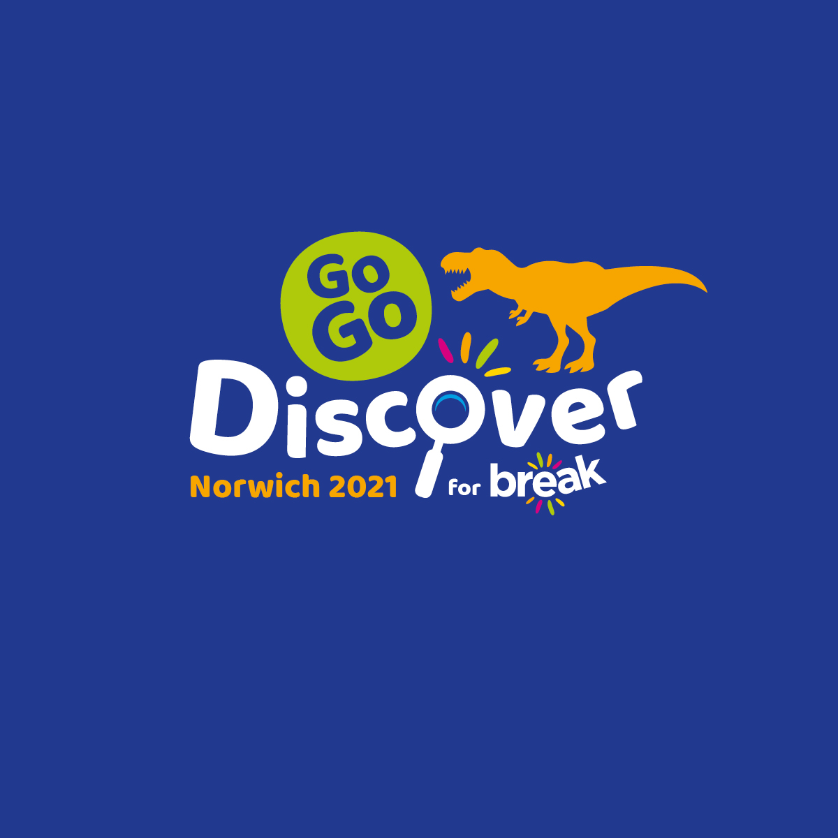 Break's GoGoDiscover With FOUR